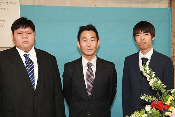 平成31年4月入社の入社式